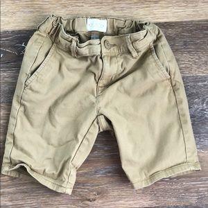 ✨Children's place uniform khakis shorts